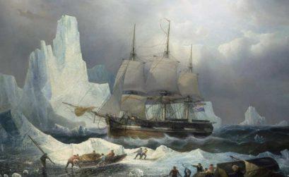 erebus national maritime museum