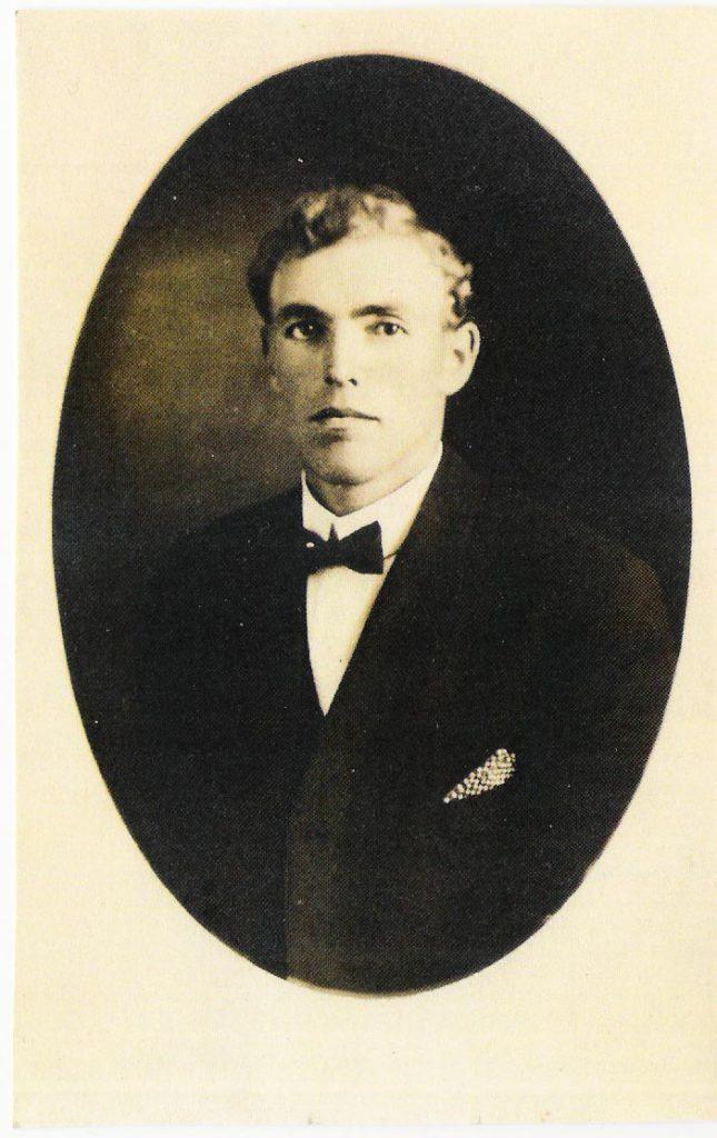 Le photographe Rodolphe Lemay; ca. années 1910