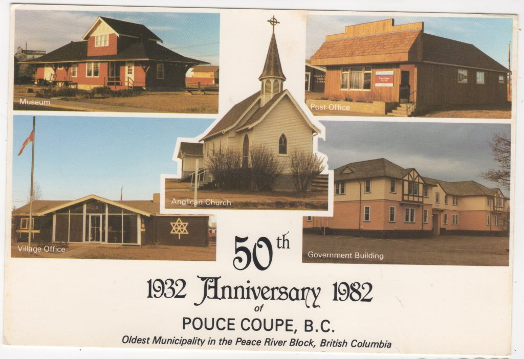 50e anniversaire, Pouce Coupé, 1982 (SHFCB 2016.02.176)