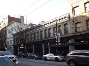 FX Martin à Vancouver